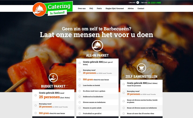 Catering in Zeeland!